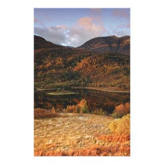 Papelaria Loch Leven, Glencoe, Scotland