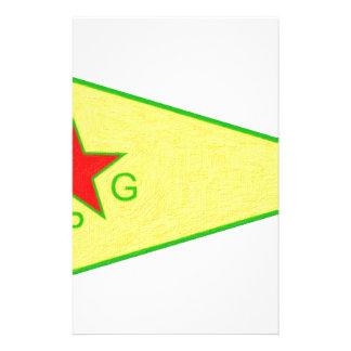 Papelaria logotipo 5 a do ypg