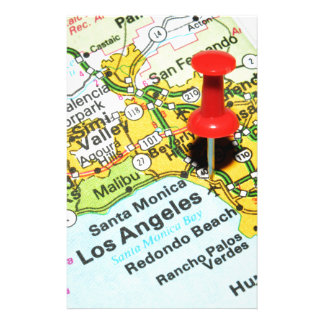Papelaria Los Angeles, Califórnia