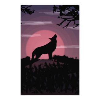 Papelaria Lua cheia do lobo