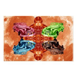 Papelaria Lua de Oldsmobile