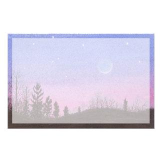 Papelaria Lua & estrelas de Lansing