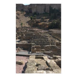 Papelaria Malaga; anfiteatro