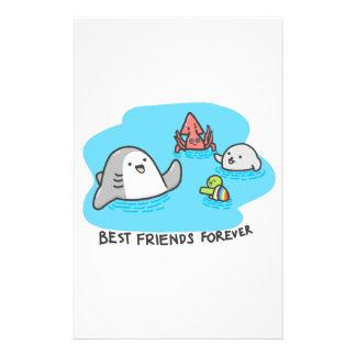 Papelaria Melhores amigos para sempre!
