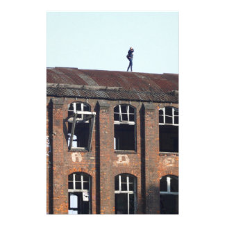 Papelaria Menina no telhado 02,2, lugares perdidos