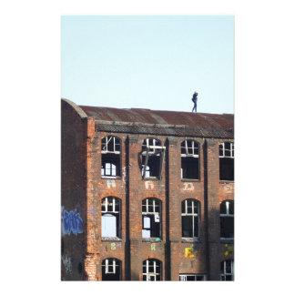 Papelaria Menina no telhado - lugares perdidos