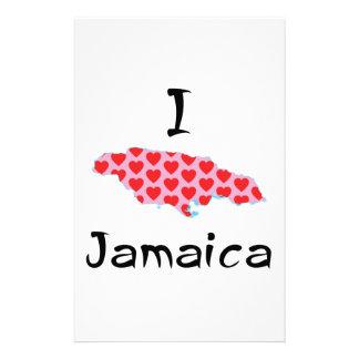 Papelaria Mim coração Jamaica