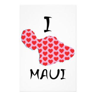 Papelaria Mim coração Maui