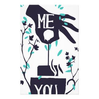 Papelaria Mim você design do amor