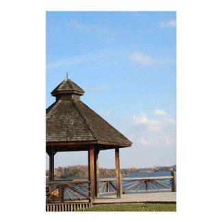 Papelaria Miradouro sobre o lago