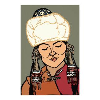 Papelaria Mulher de Turkic