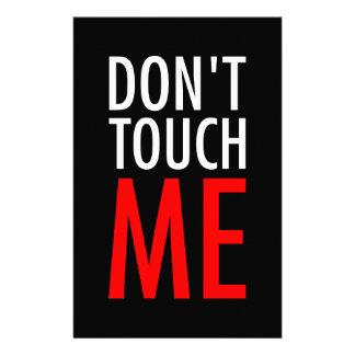 Papelaria Não toque em me