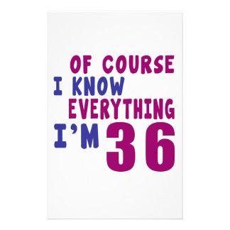 Papelaria Naturalmente eu sei que tudo eu sou 36