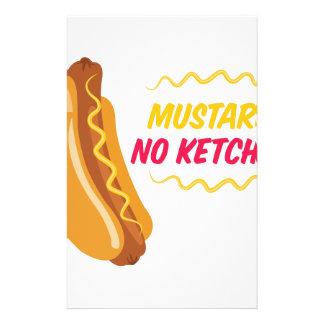 Papelaria Nenhuma ketchup