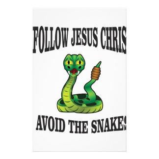 Papelaria Nenhuns cobras com JC