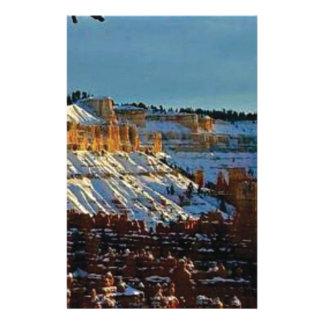 Papelaria neve no bryce