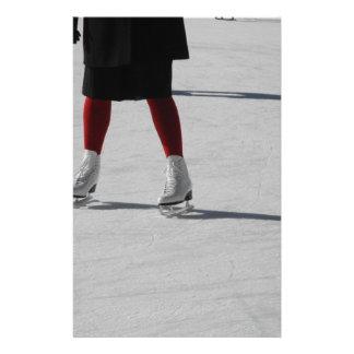 Papelaria No gelo