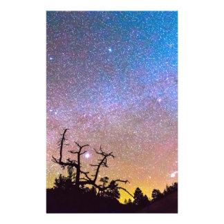 Papelaria Noite da galáxia