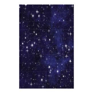 Papelaria Noite estrelado