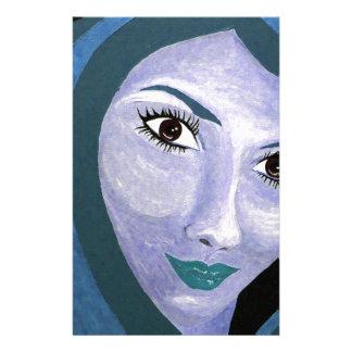 Papelaria O OLHAR (azul)