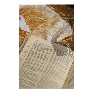 Papelaria O presente do Natal espalhou o evangelho