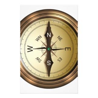 Papelaria Oeste do sudeste do norte de compasso