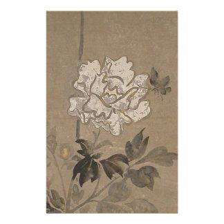 Papelaria Ogata Kōrin (japonês, 1658-1716)