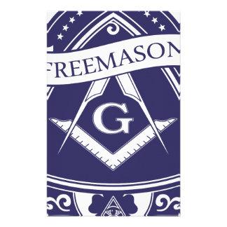 Papelaria Olho devista de Illuninati do Freemason