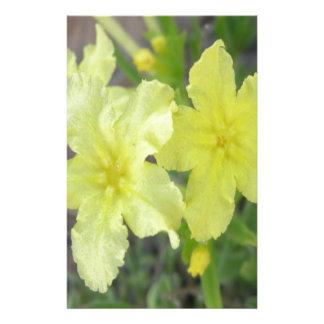 Papelaria Original selvagem do Nicotiana