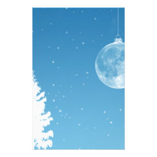 Papelaria Ornamento da lua