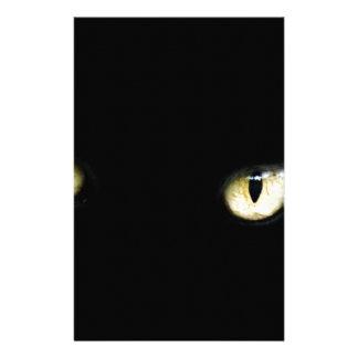 Papelaria Os olhos de gato preto