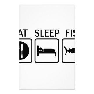 Papelaria os peixes comem o sono