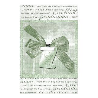 Papelaria Palavras da graduação, arco grande com o diploma,