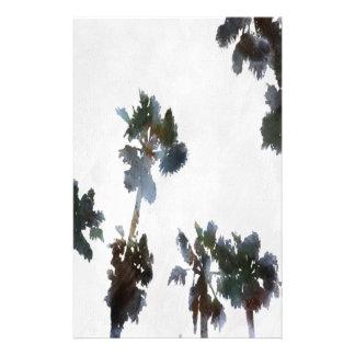 Papelaria Palmas tropicais