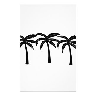 Papelaria Palmeiras tropicais