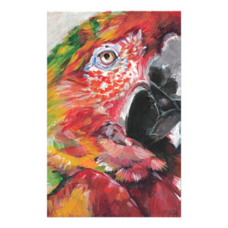 Papelaria Papagaio vermelho