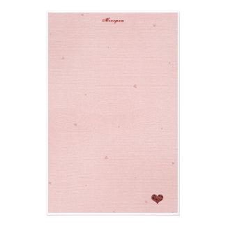 Papelaria Papel de carta de amor!