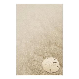Papelaria Papel de carta elegante 3 do dólar de areia