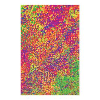 Papelaria Para o amor das cores - Psychadelic