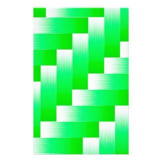 Papelaria Parquet verde