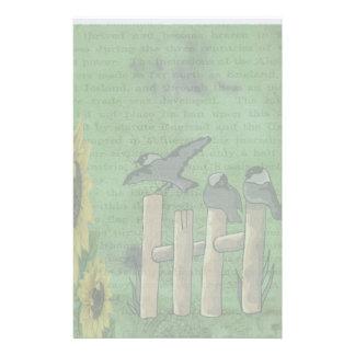 Papelaria Pássaros na cerca