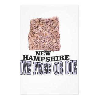 Papelaria Pedra de New Hampshire