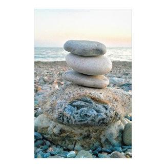 Papelaria Pedras da praia do zen
