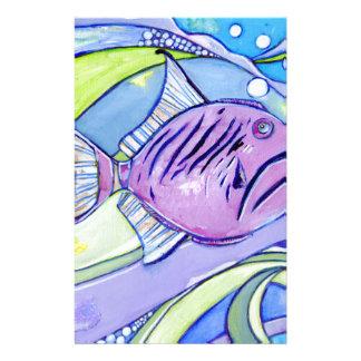 Papelaria Peixes de Surfin