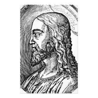 Papelaria Perfil do Jesus Cristo