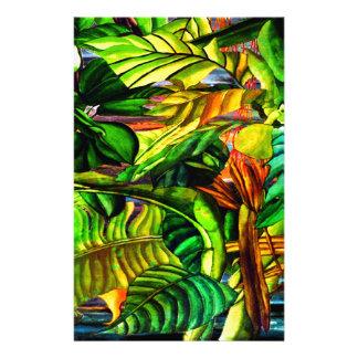 Papelaria Plantas tropicais