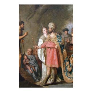 Papelaria Preaching de John The Baptist