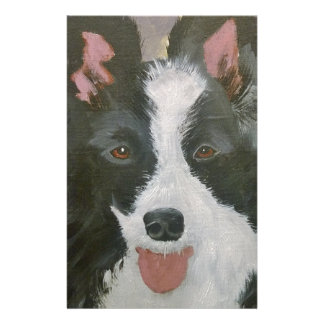 Papelaria Presentes de border collie
