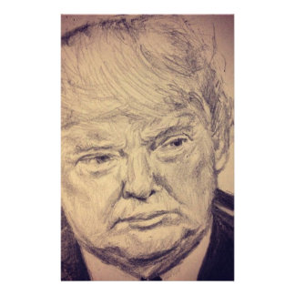 Papelaria Presidente Donald J. Trunfo