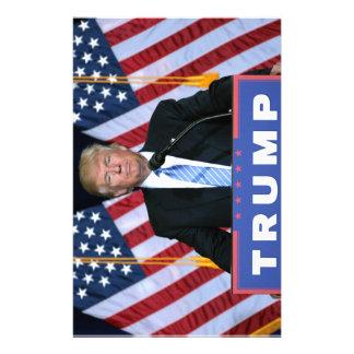 Papelaria Presidente Donald Trump